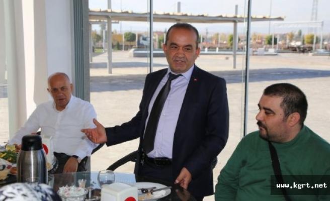 Karaman'da Organ Nakli Yapılan Ve Organ Bekleyen Hastalar Buluştu