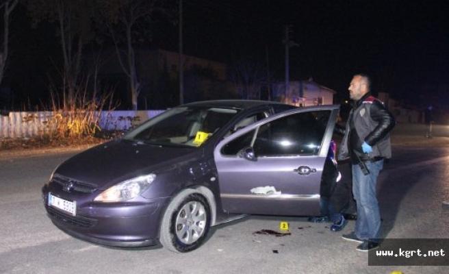 Karaman'da Çıkan Silahlı Kavgada 1'i Ağır 3 Kişi Yaralandı