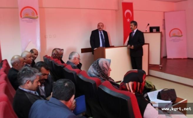 KKYDP Ekonomik Yatırımlar Programı 11. Etap Bilgilendirme Toplantısı Yapıldı