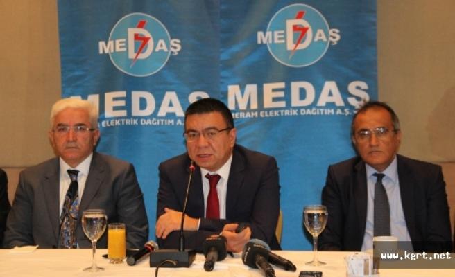MEDAŞ'tan Yatırım Hamlesi