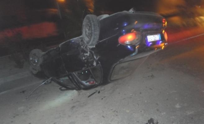 Mut'ta Trafik Kazaları: 8 Yaralı