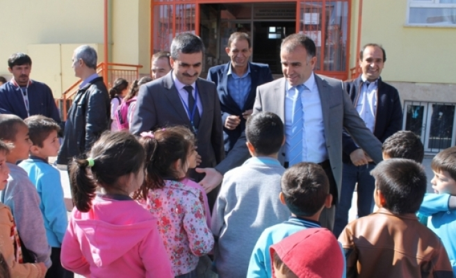 """Sultanoğlu: """"Çocuklarımız Yalnız Sınavla Değerlendirilemeyecek Kadar Farklı Zenginliklere Ve Güzelliklere Sahiptir"""""""