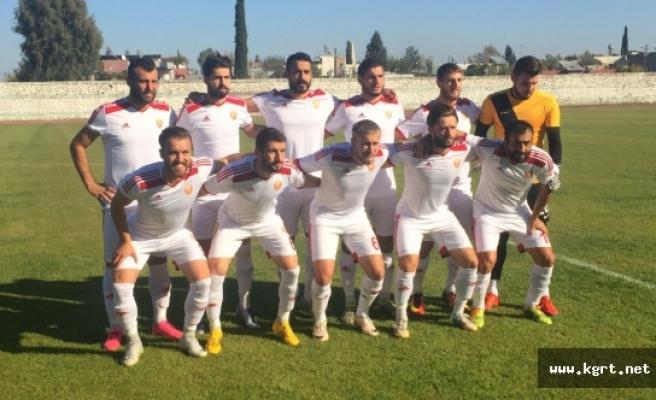 Temsilcimiz Karaman Belediyespor Zorlu Deplasmandan Puanla Döndü