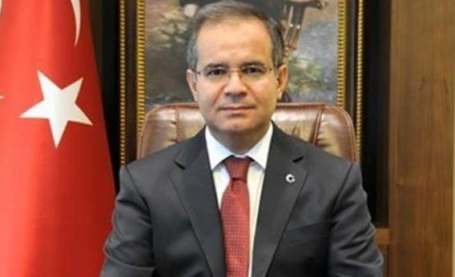 Vali Tapsız: Büyük Önder Atatürk'ü Saygıyla Anıyoruz