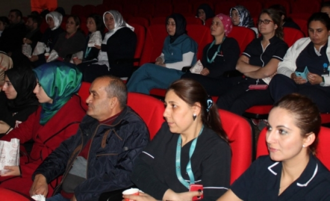 3 Aralık Dünya Engelliler Günü Nedeniyle Sinema Etkinliği Düzenlendi