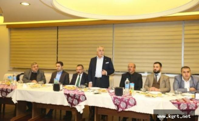 ARATDER Genel Kurulu Tokat'ta Yapıldı