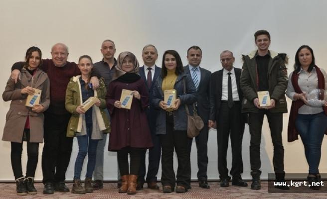 Ataman Özbay Ve Fırat Çakır KMÜ'de Öğrencilerle Buluştu