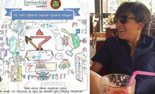 Batuhan Aysan'ın Resmi Kahve Dünyasının Çikolata Kutularını Süsledi