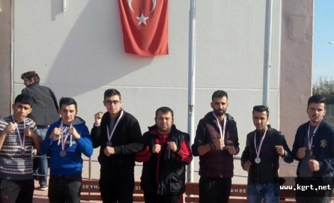 Karaman Muay Thai Takımından 2 Altın 4 Gümüş Madalya