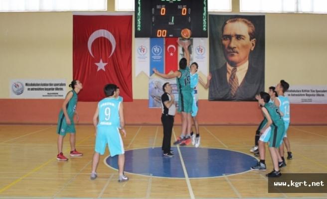 Karaman'da Basketbol Heyecanı Başladı