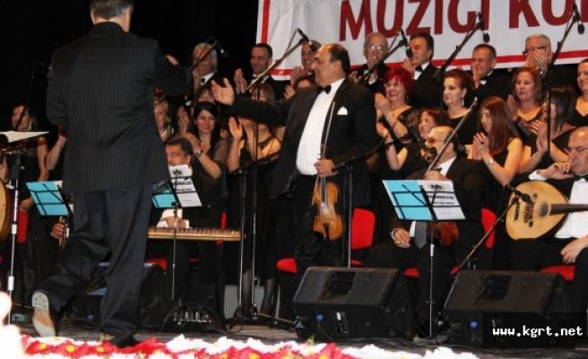 KARYAD Ve İKEV'den Bekir Sıtkı Erdoğan'ı Anma Konseri