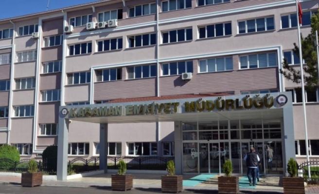 Kayseri'deki Terör Saldırısı Karaman'ı da Alarma Geçirdi