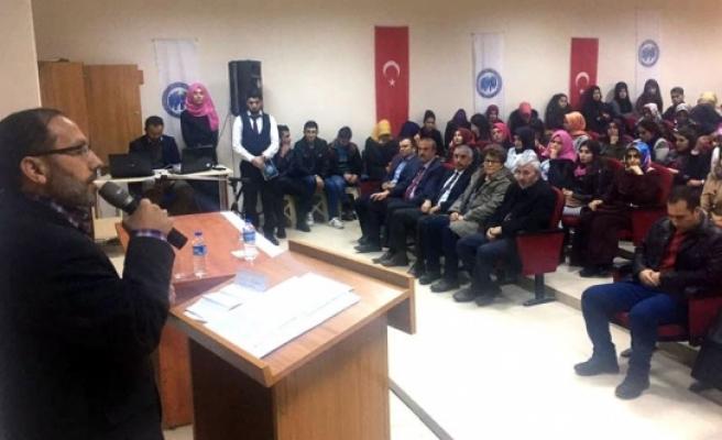 KMÜ KKMYO Öğrencilerinden Mevlid Programı