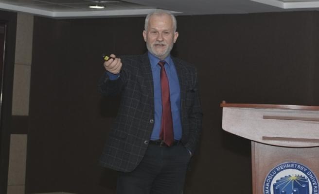 KMÜ'de Yenilikçi Ve Girişimci Eğitim Konuşuldu