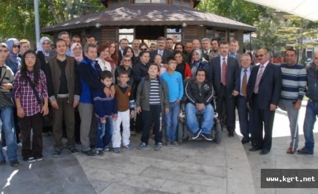 Konukseven: Engelli Vatandaşlarımız Bizim İçin Birer Güç Kaynağıdır