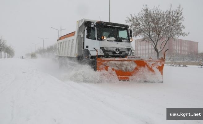 Meteorolojiden Güney İllerine Yoğun Kar Uyarısı