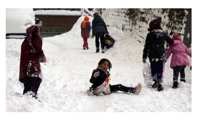 Karaman'da Kar Tatili 2 Gün Daha Uzatıldı