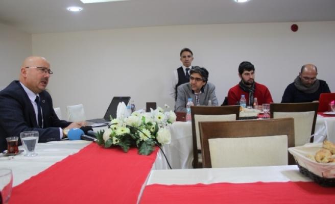 Sarıveliler Belediye Başkanı Samur, Basınla Biraraya Geliyor