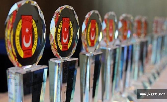 TGC 58.Türkiye Gazetecilik Başarı Ödülleri'ne Başvurular Başlıyor
