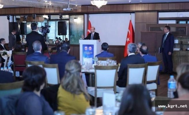 Vali Süleyman Tapsız, Vilayetler Hizmet Birliğinin 43. Olağan Birlik Meclis Toplantısına Katıldı