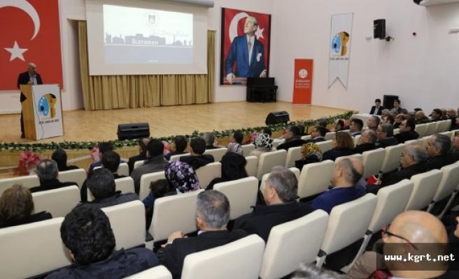"""Başkan Çalışkan Eğitim Camiasına Seslendi: Eğitim Ve Öğretimin Kalitesini Yükseltmeliyiz"""""""
