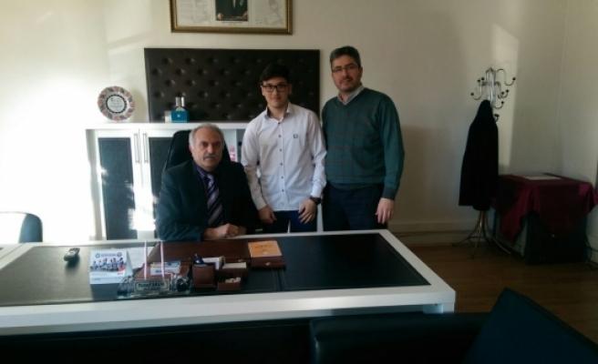 İmam Hatip Lisesi Öğrencisi Türkiye İkincisi Oldu