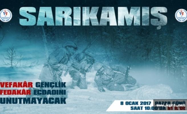 Karaman, Sarıkamış Harekâtı'nın 102. Yılında Ecdada Yürüyecek