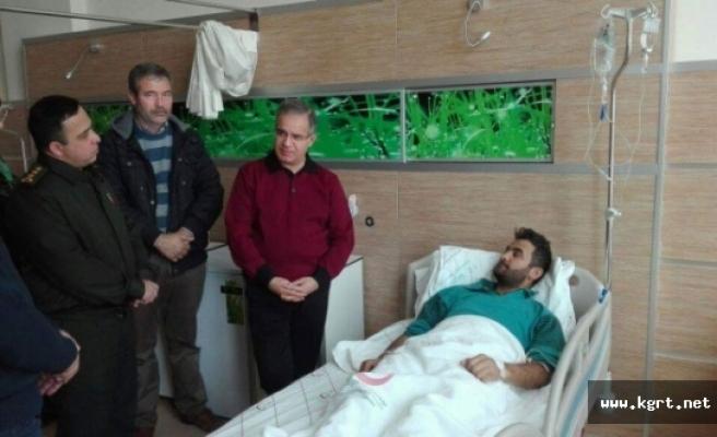 Karamanlı Uzman Çavuş El Bab'ta Yaralandı