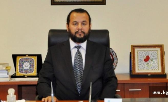 KMÜ Rektörlüğüne Prof. Dr. Mehmet Akgül Atandı