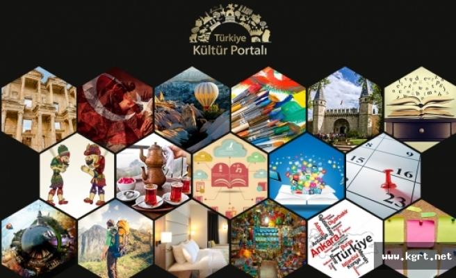 Türkiye Kültür Portalı'nda En Çok Ziyaret Edilen İller Arasında Karaman 14. Oldu