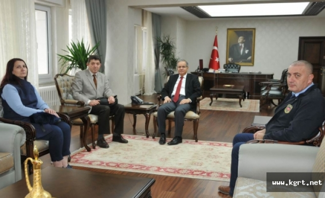Vali Tapsız: Gümrükler Ülkemizin Dünyaya Açılan Pencereleridir