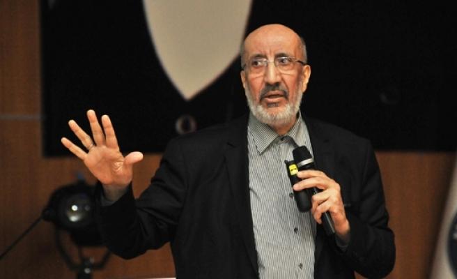 Gazeteci Yazar Abdurrahman Dilipak KMÜ'de Konferans Verdi