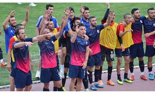 Karaman Belediyespor'da Şampiyonluk Umutları Bitti