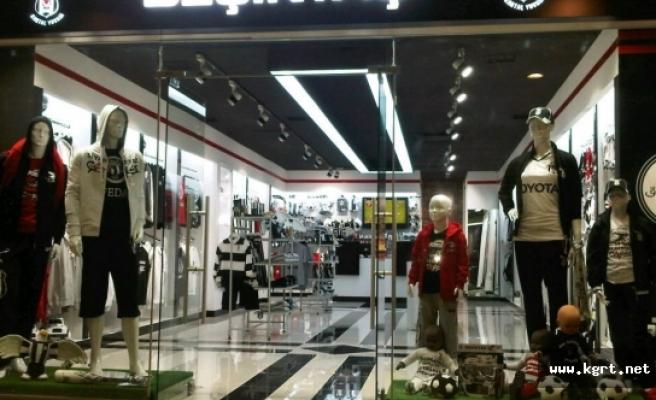 Kartal Yuvası Mağazaları Beşiktaş Taraftarını Bekliyor