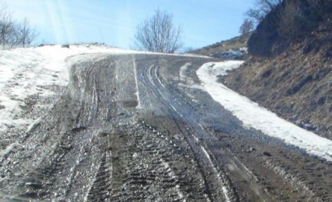 Meteoroloji Kar Erimelerine Karşı Uyardı