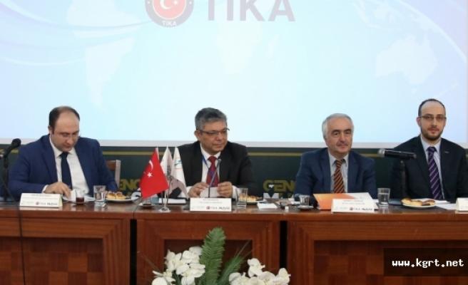 """""""TİKA-Konya İş Dünyası Buluşması"""" Toplantısı Düzenlendi"""