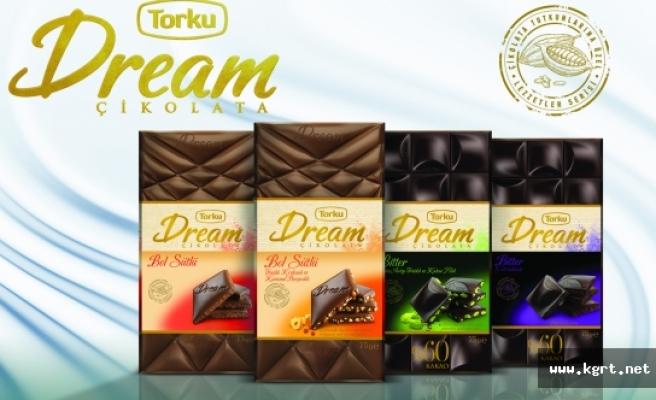 Çikolata tutkunlarına Torku'dan yeni özel lezzetler: Torku Dream