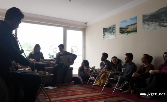 İbrala Türk Sanat Müziği Korosu Kuruldu