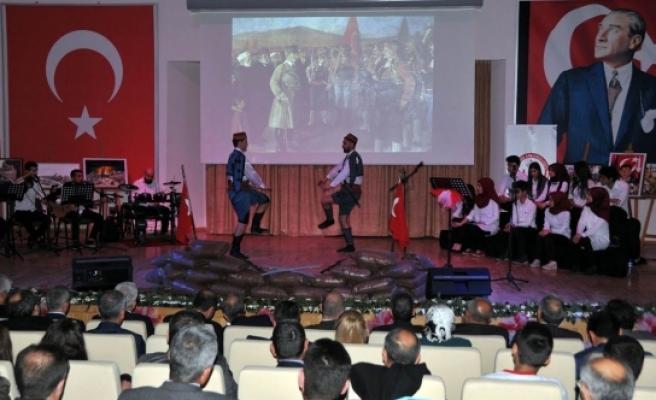 Larende Anadolu Lisesi Öğrencilerinden Anlamlı Etkinlik