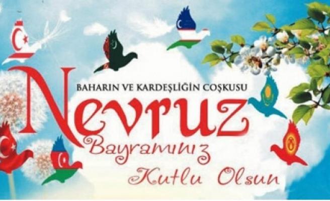 Nevruz Bayramı Kutlamaları Yarın