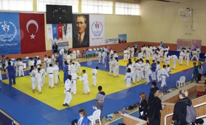 Okullararası Judo Grup Müsabakaları Tamamlandı