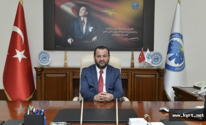 Rektör Akgül: İstiklal Marşı Türk Milletinin Eseridir