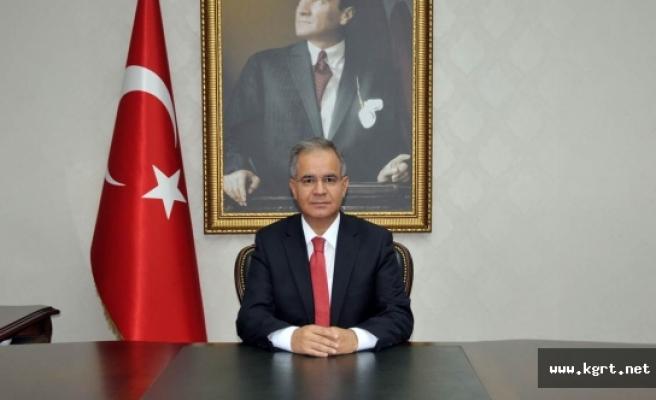 Vali Süleyman Tapsız YGS Sınavına Girecek Öğrencilere Başarılar Diledi