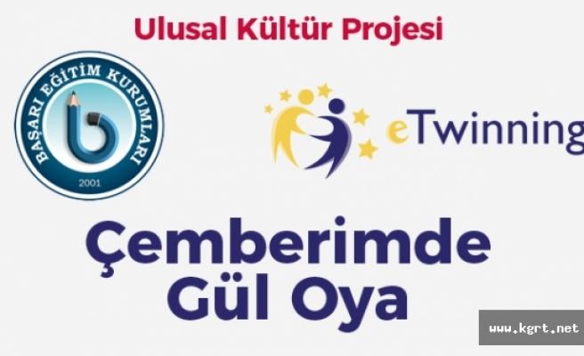 """Özel Başarı Eğitim Kurumlarından Ulusal Kültür Projesi : """"Çemberimde Gül Oya"""""""