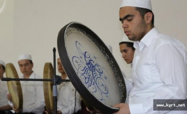 """""""Selam Sana Ey Nebi'' Programı İzleyenleri Büyüledi"""