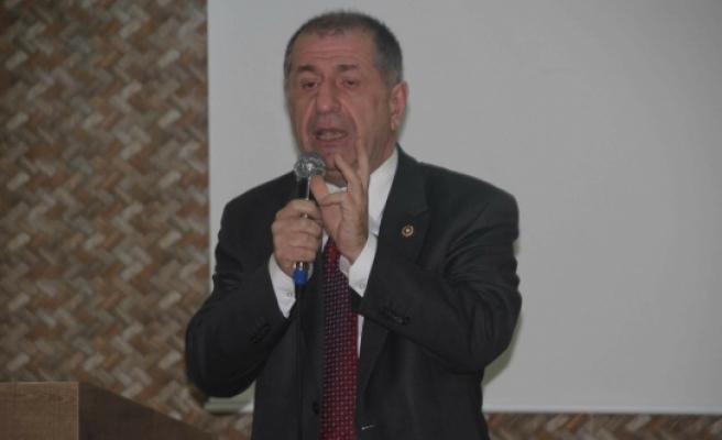 Ümit Özdağ: Millet 16 Nisan'da Hayır Diyecek