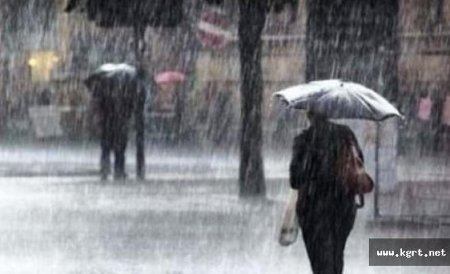 Karaman, Haftayı Yağışlı Geçirecek