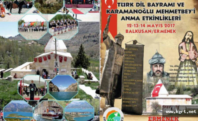 Karaman'da Bu yıl Dil Bayramı Kutlanacak Mı?