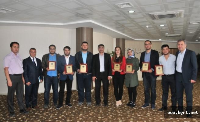 KMÜ'de Öğrenci Topluluklarıyla Yılsonu Toplantısı Yapıldı