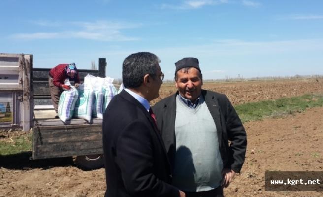 Konya Şeker'den Üreticiye 36 Milyon 684 Bin Lira Nakit Avans
